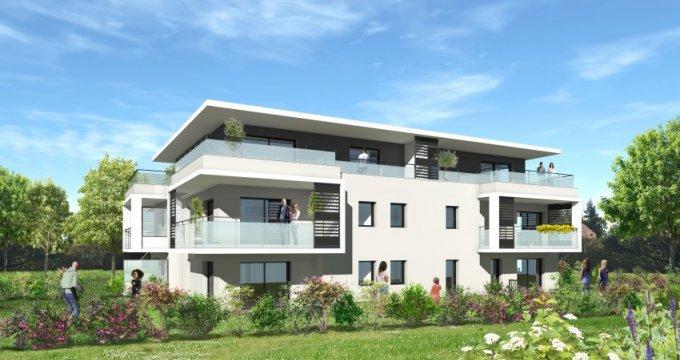 Achat / Vente appartement neuf Vetraz Monthoux proche de la mairie (74100) - Réf. 2498