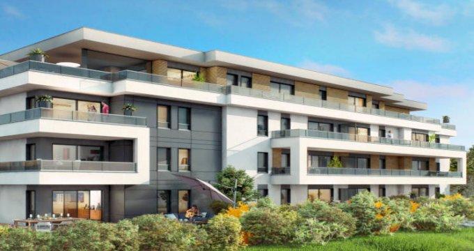 Achat / Vente appartement neuf Vétraz-Monthoux proche frontière suisse (74100) - Réf. 4096