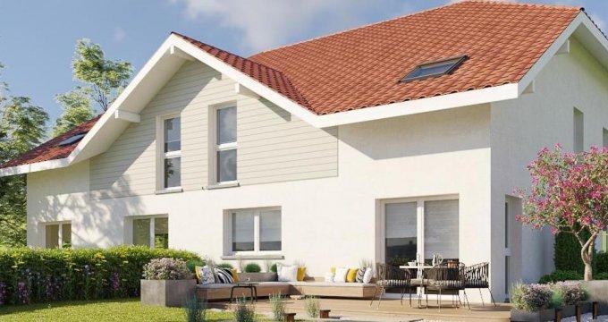 Achat / Vente appartement neuf Vétraz-Monthoux proche Genève (74100) - Réf. 2199