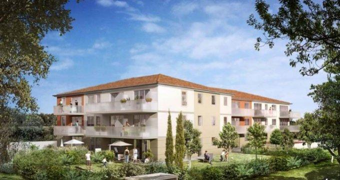 Achat / Vente appartement neuf Villars-les-Dombes centre du bourg (01330) - Réf. 125