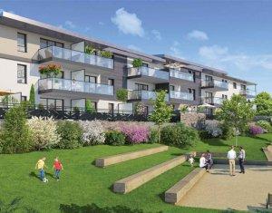 Achat / Vente appartement neuf Aix-les-bains à 5 minutes du centre-ville (73100) - Réf. 2481