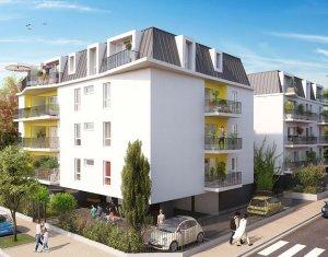 Achat / Vente appartement neuf Aix-les-Bains à 500 mètres de la gare (73100) - Réf. 2424