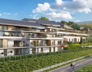 Achat / Vente appartement neuf Aix-les-Bains proche centre-ville (73100) - Réf. 2745