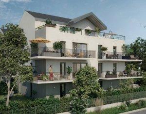 Achat / Vente appartement neuf Aix-les-Bains proche centre-ville (73100) - Réf. 6260
