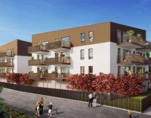 Achat / Vente appartement neuf Aix-les-Bains proche de la gare (73100) - Réf. 3022