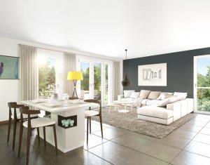 Achat / Vente appartement neuf Aix-les-Bains proche Golf (73100) - Réf. 3650