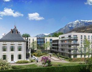 Achat / Vente appartement neuf Albertville quartier Saint-Sigismond (73200) - Réf. 454