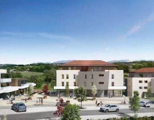 Achat / Vente appartement neuf Allonzier-la-Caille au coeur des montagnes (74350) - Réf. 3852