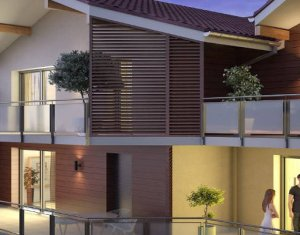 Achat / Vente appartement neuf Allonzier-la-Caille proche mairie (74350) - Réf. 3087