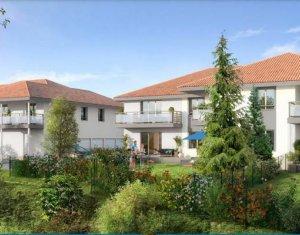 Achat / Vente appartement neuf Amancy proche commerces et écoles (74800) - Réf. 4417