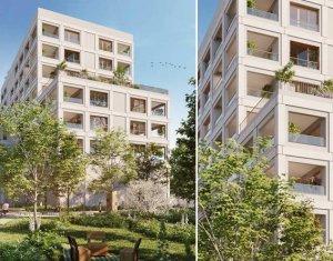 Achat / Vente appartement neuf Ambilly écoquartier de l'Etoile (74100) - Réf. 6215