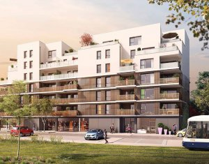 Achat / Vente appartement neuf Ambilly proche centre-ville (74100) - Réf. 1763