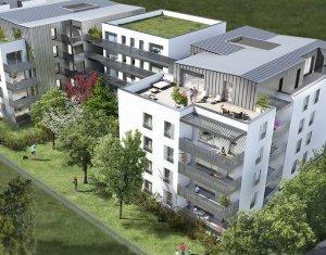 Achat / Vente appartement neuf Ambilly proche commerces et frontières (74100) - Réf. 519