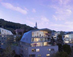 Achat / Vente appartement neuf Annecy entre lac et montagnes (74000) - Réf. 3796