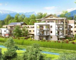 Achat / Vente appartement neuf Annecy-le-Vieux coeur de ville (74940) - Réf. 685
