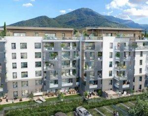 Achat / Vente appartement neuf Annecy-le-Vieux en plein centre-ville (74940) - Réf. 4391