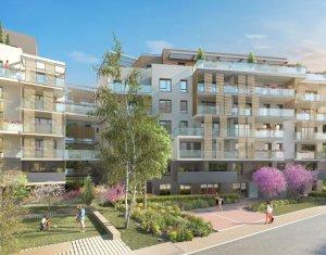 Achat / Vente appartement neuf Annecy-le-Vieux proche des commerces (74940) - Réf. 271