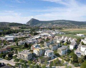 Achat / Vente appartement neuf Annecy-Meythet au sein d'un parc verdoyant (74000) - Réf. 6037