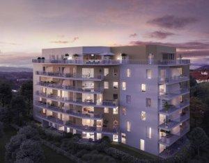 Achat / Vente appartement neuf Annecy proche Annecy-le-Vieux (74000) - Réf. 4515