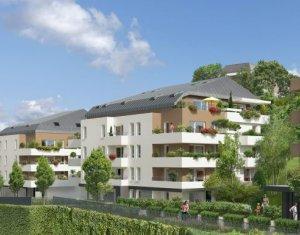 Achat / Vente appartement neuf Annecy proche centre-ville et Lac (74000) - Réf. 173