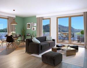 Achat / Vente appartement neuf Annecy quartier Parmelan (74000) - Réf. 2028