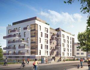 Achat / Vente appartement neuf Annecy quartier Vallin-Fier (74000) - Réf. 1071