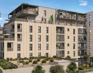 Achat / Vente appartement neuf Annemasse à 200m du CEVA (74100) - Réf. 5711