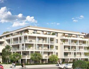 Achat / Vente appartement neuf Annemasse à deux pas des services et commerces (74100) - Réf. 5374