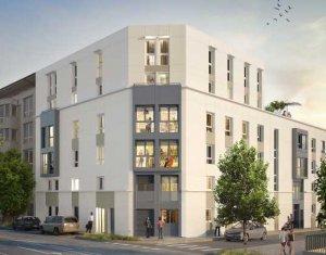 Achat / Vente appartement neuf Annemasse à deux pas du centre-ville (74100) - Réf. 3596