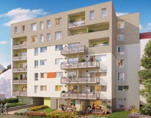 Achat / Vente appartement neuf Annemasse coeur centre ville (74100) - Réf. 2763