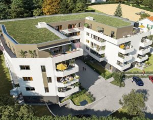 Achat / Vente appartement neuf Annemasse proche centre-ville (74100) - Réf. 5800