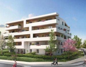 Achat / Vente appartement neuf Annemasse proche Ecole Jean Mermoz (74100) - Réf. 2816
