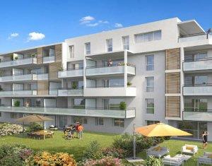 Achat / Vente appartement neuf Annemasse proche gare et commerces (74100) - Réf. 3676