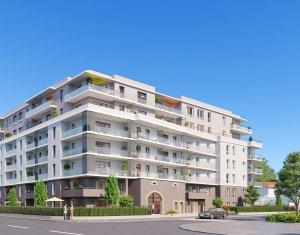 Achat / Vente appartement neuf Annemasse proche tramway (74100) - Réf. 3195