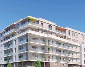 Achat / Vente appartement neuf Annemasse proche tramway (74100) - Réf. 3026