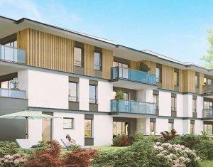 Achat / Vente appartement neuf Anthy-sur-Léman proche lac Léman (74200) - Réf. 2814