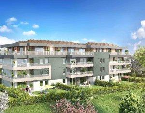 Achat / Vente appartement neuf Argonay proche Annecy (74370) - Réf. 917