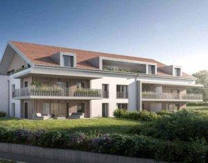 Achat / Vente appartement neuf Au cœur d'Annecy-le-Vieux (74940) - Réf. 4965