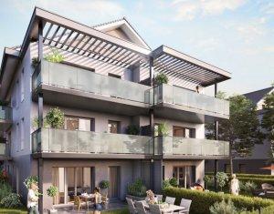 Achat / Vente appartement neuf Ayse proche gare de Bonneville (74130) - Réf. 2839