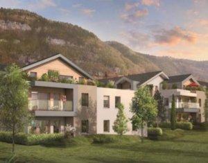 Achat / Vente appartement neuf Beaumont proche centre (74160) - Réf. 2950