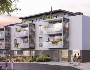 Achat / Vente appartement neuf Bonne coeur de village proche commerces (74380) - Réf. 1421