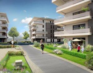 Achat / Vente appartement neuf Bonneville au bord des quais d'Arve (74130) - Réf. 2218
