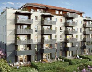 Achat / Vente appartement neuf Bonneville centre ville (74130) - Réf. 5449