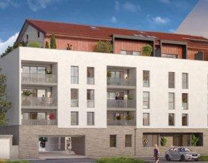 Achat / Vente appartement neuf Bonneville cœur centre-ville (74130) - Réf. 2989