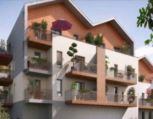 Achat / Vente appartement neuf Bonneville écoquartier du château des Sires de Faucigny (74130) - Réf. 2961