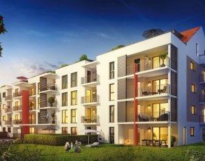 Achat / Vente appartement neuf Bonneville Hyper centre (74130) - Réf. 1543
