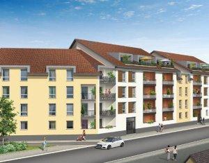 Achat / Vente appartement neuf Bonneville plein centre proche préfecture (74130) - Réf. 5177