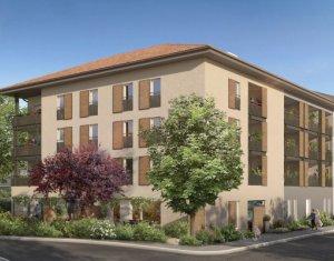 Achat / Vente appartement neuf Bonneville proche du centre et des commodités (74130) - Réf. 5416