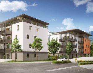 Achat / Vente appartement neuf Bonneville proche stade Pierre Briffod (74130) - Réf. 2135