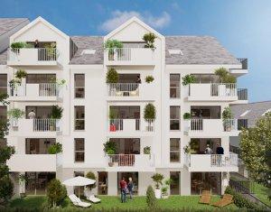 Achat / Vente appartement neuf Bons-en-Chablais à 600 mètres du centre-ville (74890) - Réf. 3530